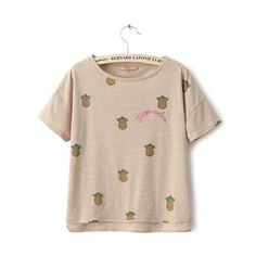 pineaple t-shirt