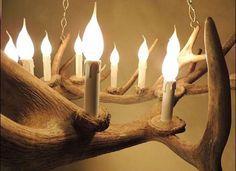 Kronleuchter Modern Jazz ~ Best geweih kronleuchter antler chandelier antler lamp