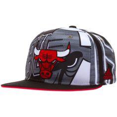 1be99680b Chicago Bulls Multi-Logo Snapback by Adidas #Chicago #Bulls #ChicagoBulls  Nba Chicago