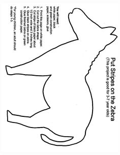 templates for art projects | ... Art and Books: ALASKA: Conference Talk and Projects with Children