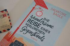 Buch aus Italien: Die wundersame Reise eines verlorenen Gegenstands von Salvatore Basile