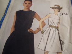 Vintage 1960's Vogue Americana 1783 Chester by TheLastPixie