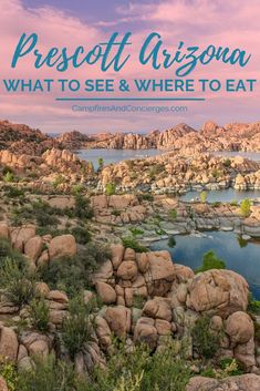 Prescott is one of my favorite towns in the Southwest - find out why with this list of hikes in Prescott, Prescott museums, Prescott restaurants and things to do around Prescott arizona prescott southwest 418553359118165720 Usa Travel Guide, Travel Usa, Travel Guides, Travel Tips, Beach Travel, Budget Travel, Usa Roadtrip, Arizona Road Trip, Arizona Travel