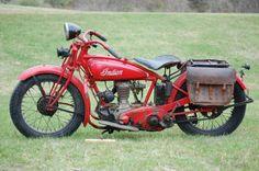 Buck's Bikes - 1928 Indian Prince 21.25 cu. in. / 350 cc