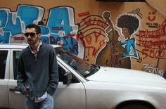 Hamra, Beirut, Lebanon street arts  Taken by my beautiful #chantelle #hutchison