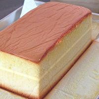 Recipe: Cotton Sponge Cake With Buttercream by Susan Englisis