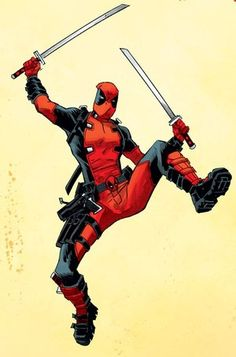 DeadpoolWhen it comes to the last 25 years of American comic books, it's hard to think of a bigger success story than that of Wade Wilson, A.K.A. the merc with a mouth, Deadpool. Spinning out of New Mutants, the Rob Liefeld creation immediately took fans' attention. Despite his initial popularity, it took several years to really codify his slapstick, fourth-wall breaking persona, though once he became the psychotically silly assassin we all know and love, his popularity truly took off.