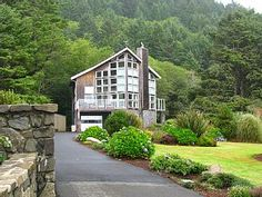 Yachats House Rental: Chateau Del Mar~ Home Of The Sea | HomeAway