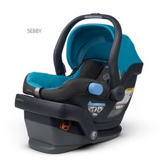 UPPAbaby Mesa Infant Car Seat in Sebby