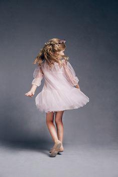 Nellystella LOVE Alice Dress Orchid Ice - The Girls @ Los Altos