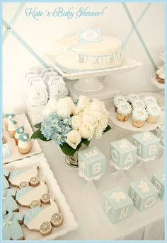 precious baby shower theme
