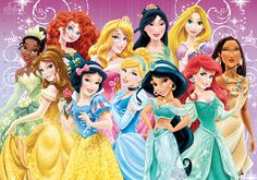 Why Disney Princesses are positive role models.