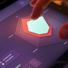Design Inspiration: Data & Dashboard UI Design