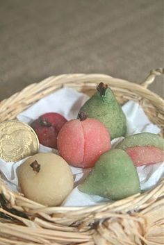 Alessandra Zecchini: Home Made Marzipan Fruit