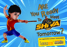 Who said we don't have super powers ? Who said we don't have the intelligence?  SHIVA is all set to amaze you with his secrets and the tricks that lets him win over every evil.  Bring out the Shiva in you tomorrow with ScienceUtsav at Metropolitan Club, BTm 2nd Stage Layout, Bangalore, India  #SimplifyingScience