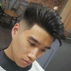 Comb Over Fade with Drop Fade, High Fade, Skin Fade, Fade Haircut, Modern Men's Choice Mens Hairstyles Fade, Boys Long Hairstyles, Haircuts For Men, Men's Haircuts, Men's Hairstyles, Modern Haircuts, Wedding Hairstyles, Mid Fade Comb Over, Short Comb Over
