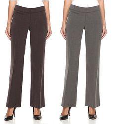 Apt 9 Womens Dress Pants Piped Straight Leg Slimming Solid Self size 8 10 NEW  https://www.ebay.com/itm/232693810263