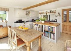 3 bedroom house for sale in Cleveley, Chipping Norton, Oxfordshire, - Rightmove. Kitchen Sofa, Kitchen Family Rooms, Kitchen Living, New Kitchen, Kitchen Decor, Country Kitchen Diner, Kitchen Ideas, Kitchen Things, Kitchen Island