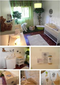 These people created a Lost Dharma Initiative-themed nursery for their child, because every parent loves to imagine their child in the middle of a death island. (In all honesty, though, it's adorable)