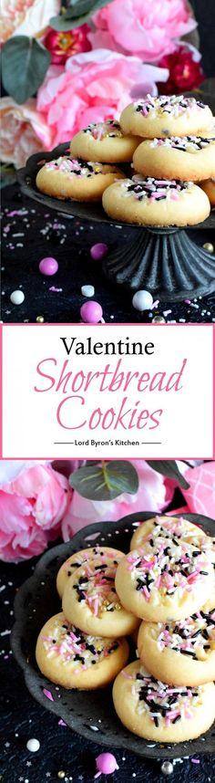 Valentine Shortbread
