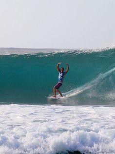 The winning wave