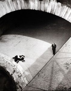 Pont Neuf in Paris, 1961.