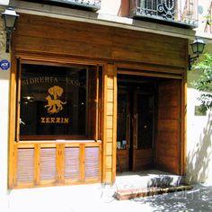 restaurante zerain - madrid - COCINA VASCA - buen chuleton