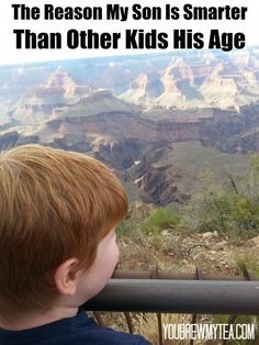 The Reason My Son Is Smarter Than Other Kids His Age