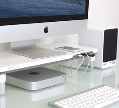 A perfect accessory for your monitor, laptop or an all-in-one computer.