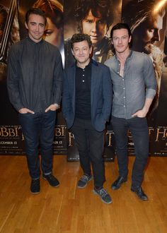 Three For One: Desolation of Smaug Edition... (the one on the left is my favorite :D)