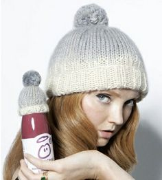 Lily Cole for Innocent Smoothies