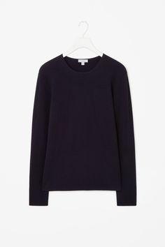 Milano-knit jumper