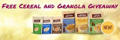 "Free Back to Nature Cereal and Granola Giveaway   One Thousand (1,000) WINNERS: The winners will each be mailed ONE (1) voucher, redeemable for one (1) Back to Nature product   The Promotion begins on July 10, 2015 at 12:00 P.M. Pacific Time (""PT"") and ends on July 18, 2015 at 11:59 A.M. PT (the ""Promotion Period""). Administrator's computer is the official time keeping device for this Promotion."