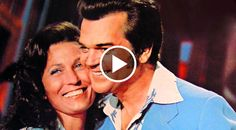 Conway Twitty and Loretta Lynn - We're Caught Between A Love and A Lov Country Music Lyrics, Country Music Videos, Country Music Artists, Country Songs, Merle Haggard Sons, Loretta Lynn Songs, Alan Jackson Music, Conway Twitty, Gospel Music