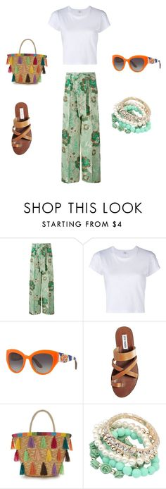 """""""Sin título #144"""" by maria-l-v on Polyvore featuring moda, Christian Pellizzari, RE/DONE, Dolce&Gabbana y Steve Madden"""