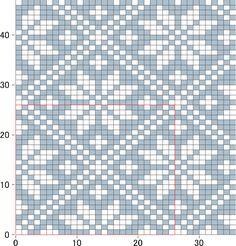Мобильный LiveInternet Жаккарды 2 | Alisago - Дневник Alisago | Tapestry Crochet Patterns, Crochet Quilt, Weaving Patterns, Crochet Chart, Crochet Home, Filet Crochet, Cross Stitch Borders, Cross Stitch Designs, Cross Stitch Patterns