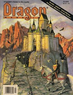 Dragon Magazine 145 (Wizards of the ...