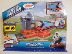 The perfect starter set! I want you to be confident in the decision you are making. Thomas And Friends Trains, Thomas The Tank, Water Tower, Boy Birthday, Engineering, Learning, Confident, Lego, Amp