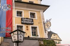 Come for beer, stay for dinner at the Hofbrauhaus Berchtesgaden, Germany…