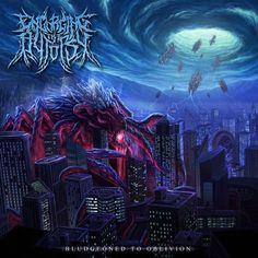 Engorging The Autopsy - Bludgeoned To Oblivion (2015), Slamming Brutal Death Metal