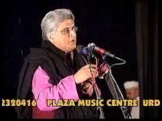 JAWED AKHTAR MUSHAIRA YADE KAIFI AZM LIVE RECORDING GOMTIAGENCY LUCKNOW