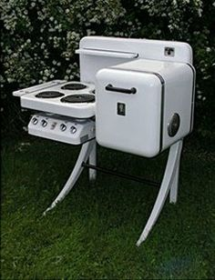 vintage kitchen appliances on pinterest