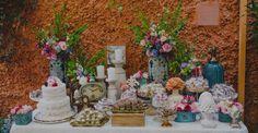 Decoração rústica de casamento | Buscando sonhos