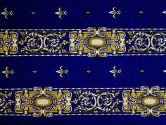 Luxury Upholstery Tapestry Fabric 1 yard fluer by CuckoosFabrik