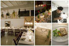 Restaurantes pop-up, experiencias culinarias insólitas: The Supper Club