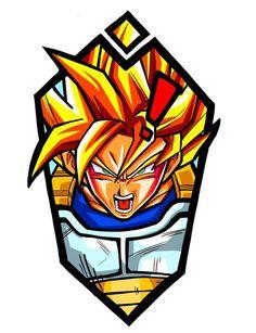 Dragon Ball Image, Dragon Ball Gt, Cartoon Tattoos, Anime Tattoos, Chibi Goku, Kakashi Drawing, Dbz Drawings, Fantasy Art Men, Goku Super