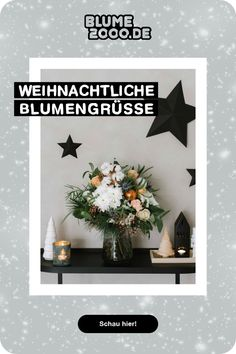 🎁🎄Cozy Christmas: Lass den Weihnachtszauber bei dir einziehen oder versende eine blumige Überraschung an deine Liebsten Christmas Mood, Paris Hilton, Street Styles, Home Decor, Women, Christmas Jewelry, Advent Season, Decorating, Christmas