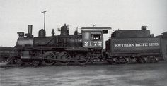 No. 2172 was one of only two steam 4-6-0 locomotives that ran the C and   E.   The other was No 2161.  Both were owned by the Southern Pacfic, but   leased to the Clackamas and Eastern in the 1930s.