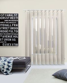 Vertical Blinds Xl Vertical Blinds The Shade Store ! vertikaljalousien xl vertikaljalousien the shade store ! stores verticaux xl stores verticaux the shade store Patio Blinds, Diy Blinds, Outdoor Blinds, Bamboo Blinds, Fabric Blinds, Curtains With Blinds, Blinds For Windows, Privacy Blinds, Blinds Ideas