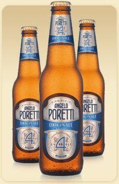 4 Luppoli Chiara Originale - Birrificio Angelo Poretti Tequila, Vodka, Beer 101, Beers Of The World, Whiskey Drinks, Whisky, Beer Bottle, Italian Recipes, Illustrations